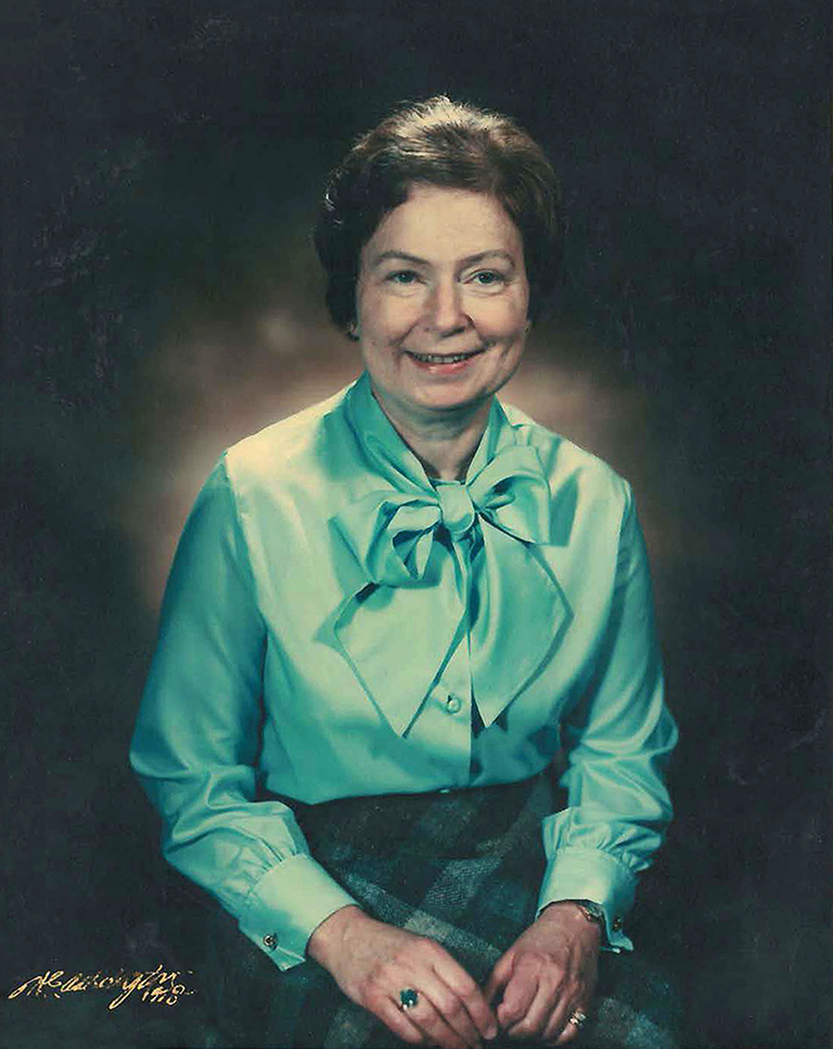 As per Jardine's wishes, the bequest established the Willard Kitchen Memorial Fund, named after her maternal grandfather.