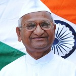 Anna Hazare is one of India's most influential social activists.