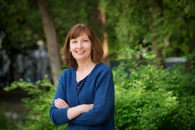 Senior Advisor to the Provost on Women Faculty, Dr. Rachel Kuske is helping make UBC more diverse. Photo credit: Martin Dee